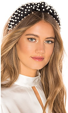 Pearl Headband Lele Sadoughi $150 BEST SELLER