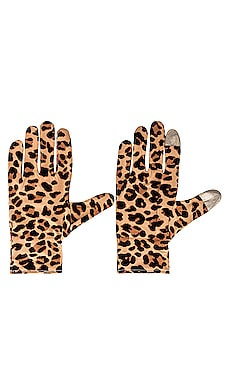 Printed Washable Gloves Lele Sadoughi $25 (FINAL SALE)