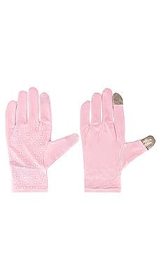 Embellished Washable Gloves Lele Sadoughi $65 NEW