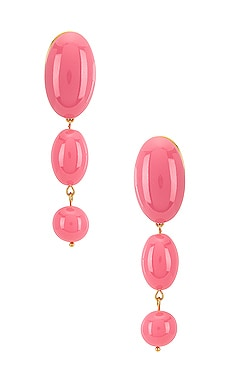 PENDIENTES MINI BUBBLE DROP Lele Sadoughi $46