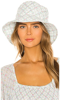 Walker Hat LoveShackFancy $114