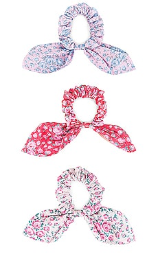 Cavendish Morning Scrunchies LoveShackFancy $55 BEST SELLER