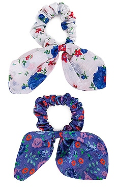 Summer Breeze Scrunchies LoveShackFancy $65