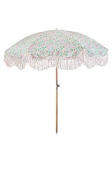 X Hurley Tassel Umbrella LoveShackFancy $150