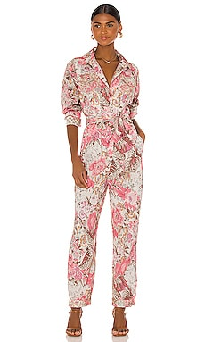 Morellia Jumpsuit LoveShackFancy $395