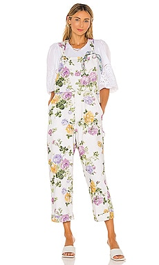 Daffy Jumpsuit LoveShackFancy $345