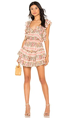 Marina Dress LoveShackFancy $495 BEST SELLER