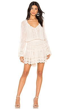 Popover Dress LoveShackFancy $425