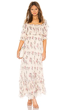 Tara Dress LoveShackFancy $795