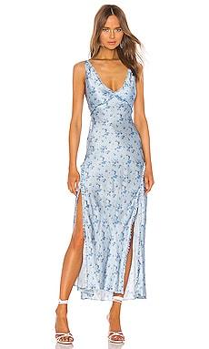 Kendall Dress LoveShackFancy $525
