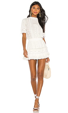 Leighton Dress LoveShackFancy $395 BEST SELLER