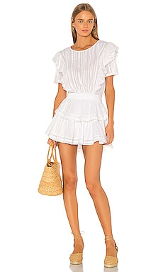 Natasha Dress LoveShackFancy $275