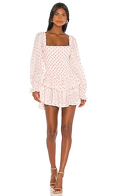 Raelynn Dress LoveShackFancy $475 NEW ARRIVAL