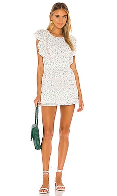 Roberta Dress LoveShackFancy $365 BEST SELLER
