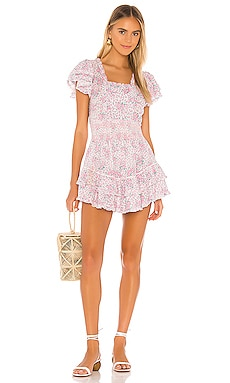 Stanton Dress LoveShackFancy $375 BEST SELLER
