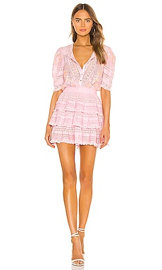 Quincy Dress LoveShackFancy $425 NEW
