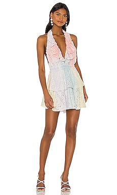 X REVOLVE Carlisle Dress LoveShackFancy $218