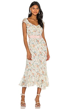 Faith Dress LoveShackFancy $297
