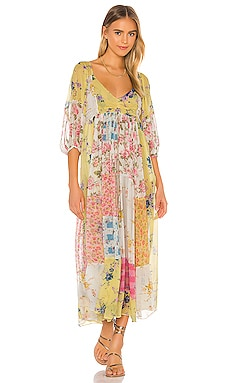 Roslyn Dress LoveShackFancy $417