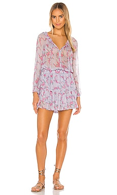 Popover Dress LoveShackFancy $204