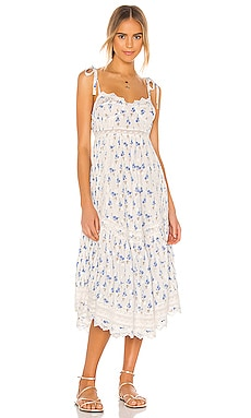 Antonella Dress LoveShackFancy $274