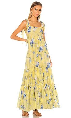 Burrows Dress LoveShackFancy $476