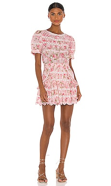 Augustine Dress LoveShackFancy $375