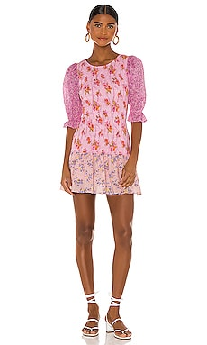 Luppa Dress LoveShackFancy $277