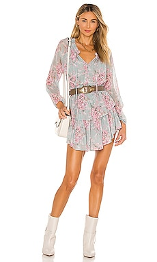 Popover Dress LoveShackFancy $395 BEST SELLER