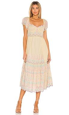 Magena Dress LoveShackFancy $575