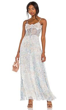 Elma Slip Dress LoveShackFancy $595