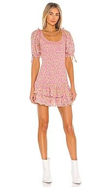 Violet Dress LoveShackFancy $395