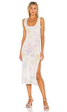 Citra Midi Dress LoveShackFancy $225