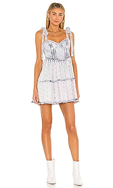 DORNA ドレス LoveShackFancy $345
