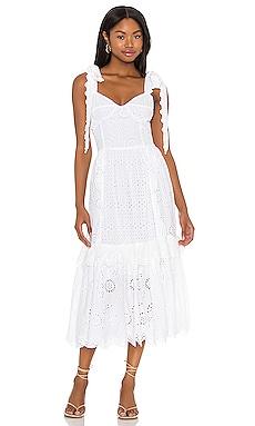Antonella Dress LoveShackFancy $575