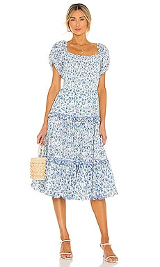 Masie Dress LoveShackFancy $485