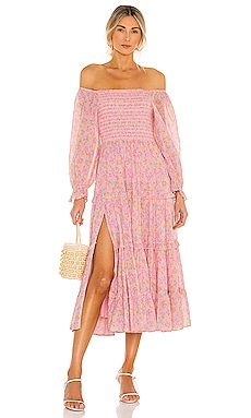 Capri Dress LoveShackFancy $425 BEST SELLER