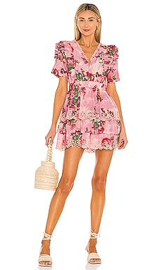 Aldina Dress LoveShackFancy $298