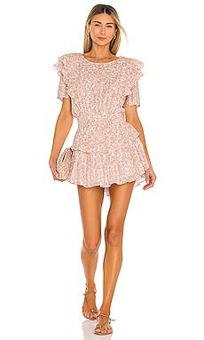 Natasha Dress LoveShackFancy $345