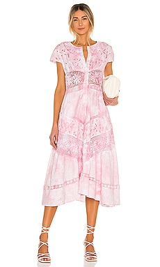 Adaly Dress LoveShackFancy $545