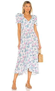 Hutchinson Dress LoveShackFancy $395