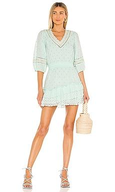 Adley Dress LoveShackFancy $270