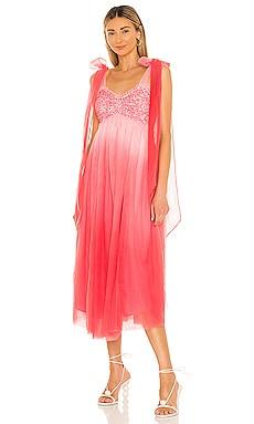 Romia Dress LoveShackFancy $363