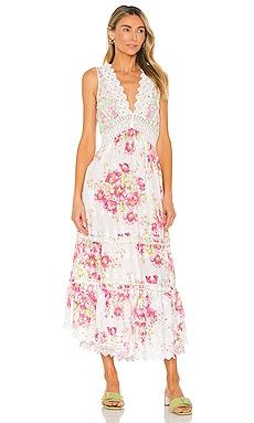 Oakley Dress LoveShackFancy $685