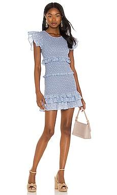 X REVOLVE Aveline Dress LoveShackFancy $425