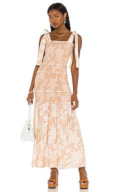 X REVOLVE Robyn Dress LoveShackFancy $495 NEW