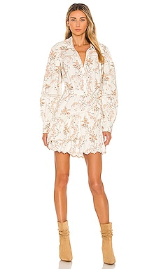 Dubov Dress LoveShackFancy $395