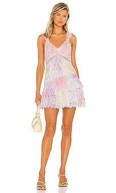 Desra Dress LoveShackFancy $347