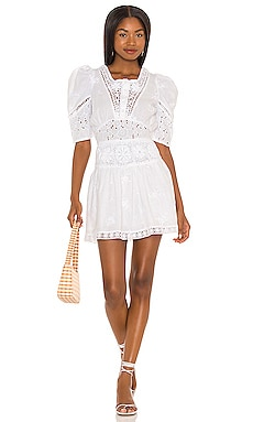 Divine Dress LoveShackFancy $425 NEW
