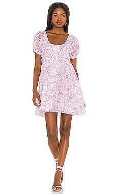 Runa Dress LoveShackFancy $345 NEW